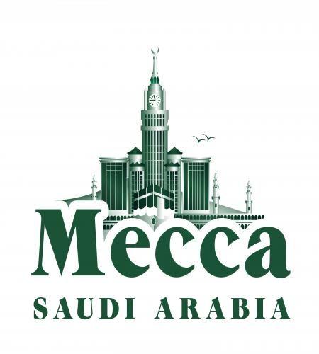 تصميم معالم مكة المكرمة اكثر من مميز ملف مفتوح تحميل مباشر Famous Buildings Poster Background Design National Day Saudi