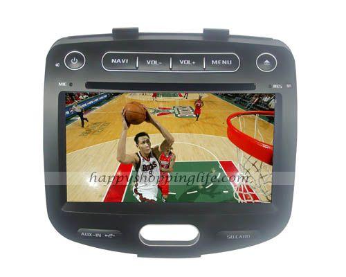 Android DVD Player GPS Navigation 3G Wifi USB SD for Hyundai i10