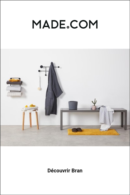 Made Com Accessoires Salle De Bain Noir Home Decor Furniture Decor