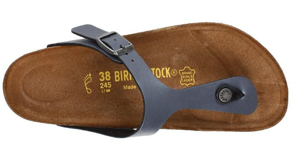 245f5e201ae9 NEW Birkenstock Gizeh Ice Pearl Onyx Women s Sandals