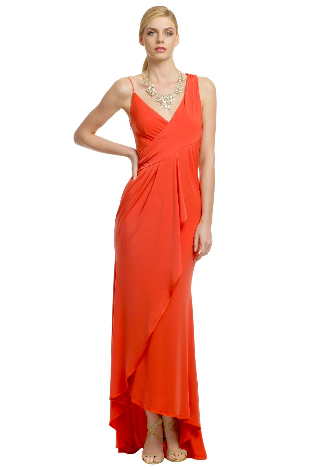 Make it happen gown zac posen gowns and suit accessories