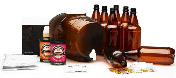 mr beer premium gold edition home brew kit beverage and easy