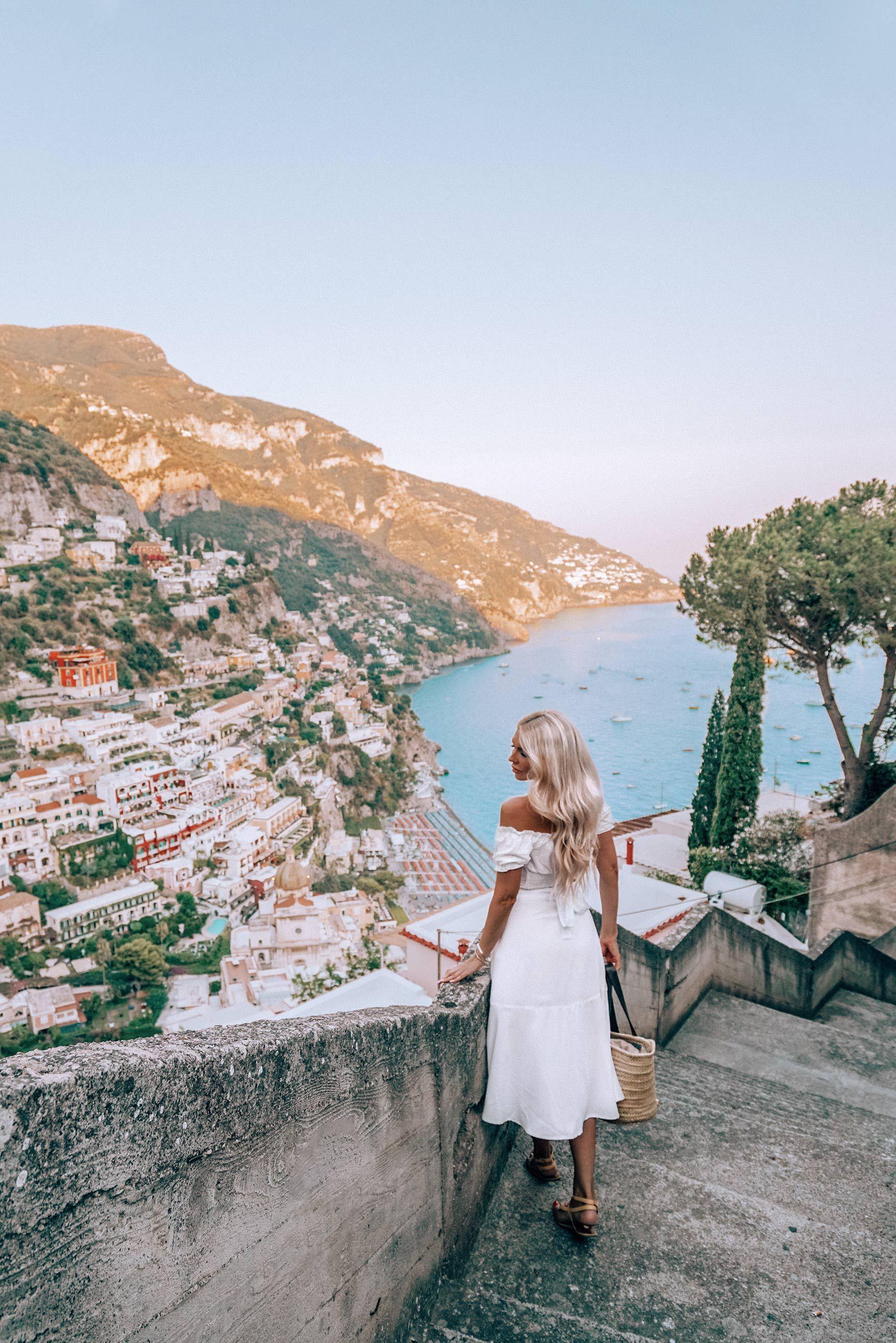 Positano – eine der schönsten Locations Europas