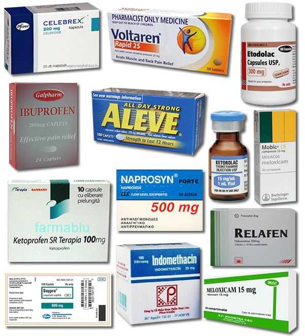 list of nsaids drugs - Google Search | Pain Lecture