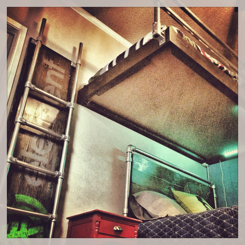 Kee Klamp Loft Bed