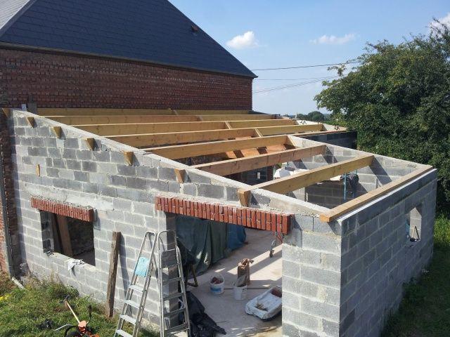 Extension Maison Renovation Petite Maison Construire Un Garage Extension Maison