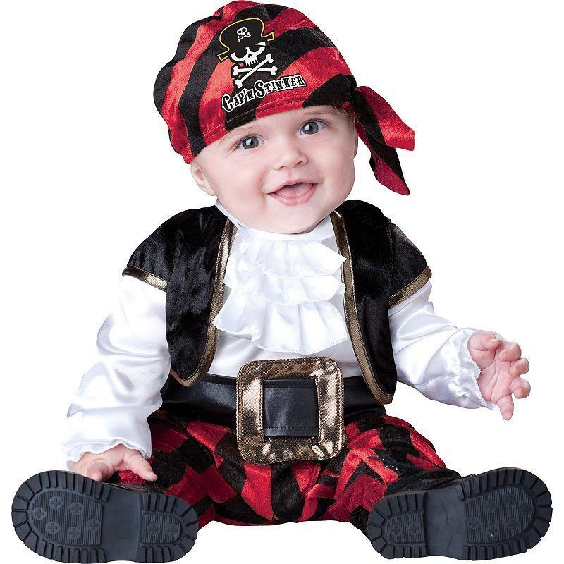 Cap\u0027n Stinker Pirate Costume - Baby/Toddler, Infant Boy\u0027s, Size 12 - 18 month halloween costume ideas