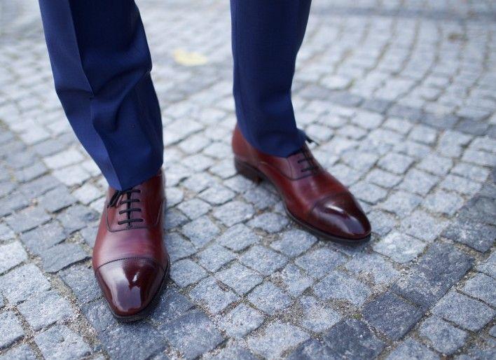 skor bröllop man