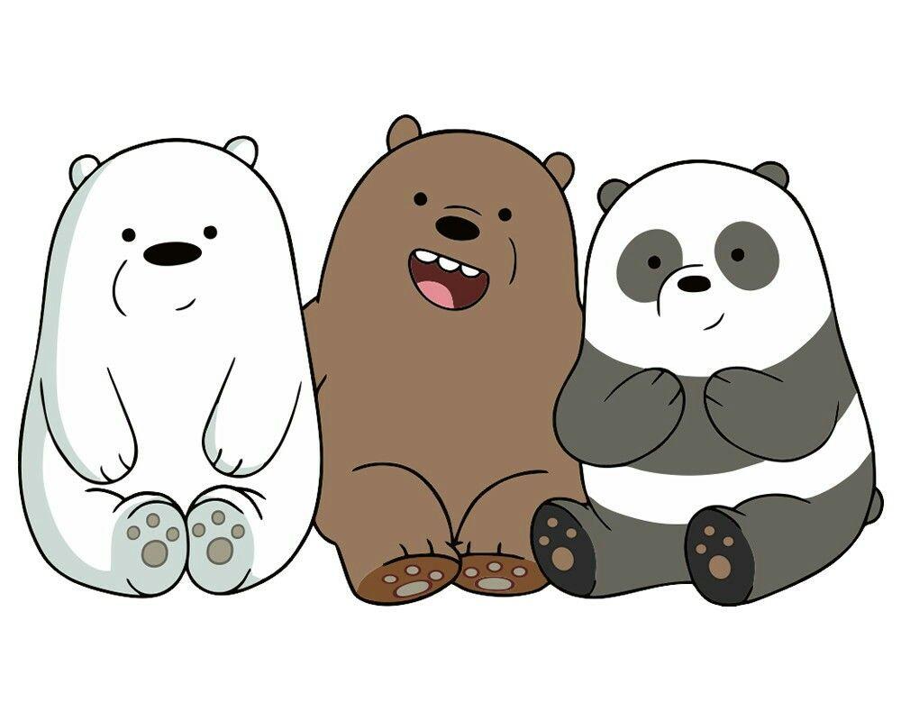Polar Pardo E Panda Escandalosos Oso Dibujo Animado Escandalosos Bebes