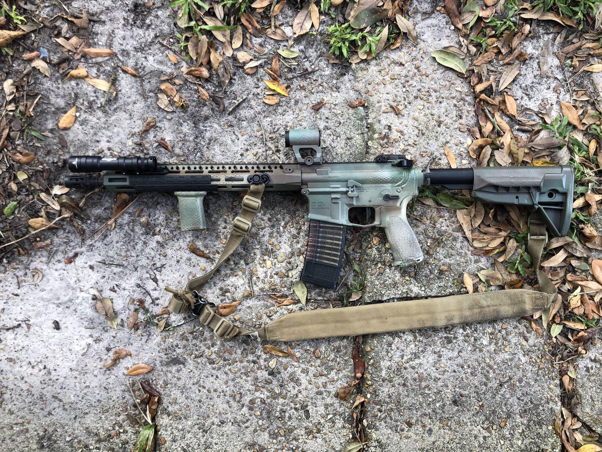 My Do-It-All AR  - Guns & Weapons   tactical   Guns, Weapons