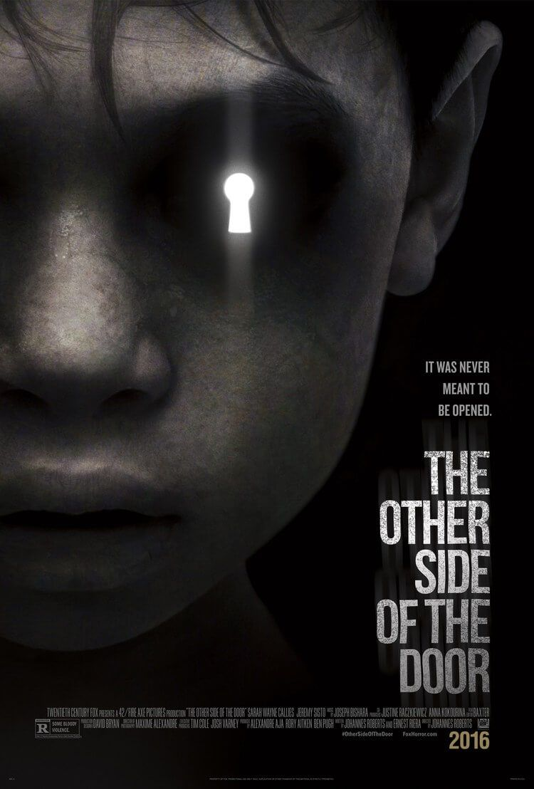 Posteres E Trailer Legendado Do Terror The Other Side Of The Door