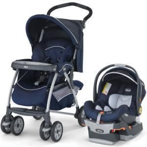 Chicco Keyfit stroller and car seat