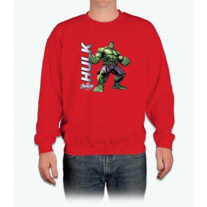 The Hulk Crewneck Sweatshirt