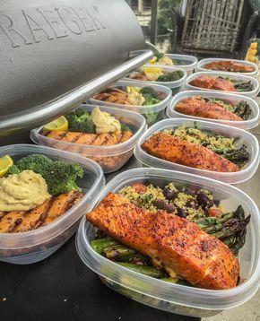 So wirst du zum Meal Prepper #healthyfoodprep