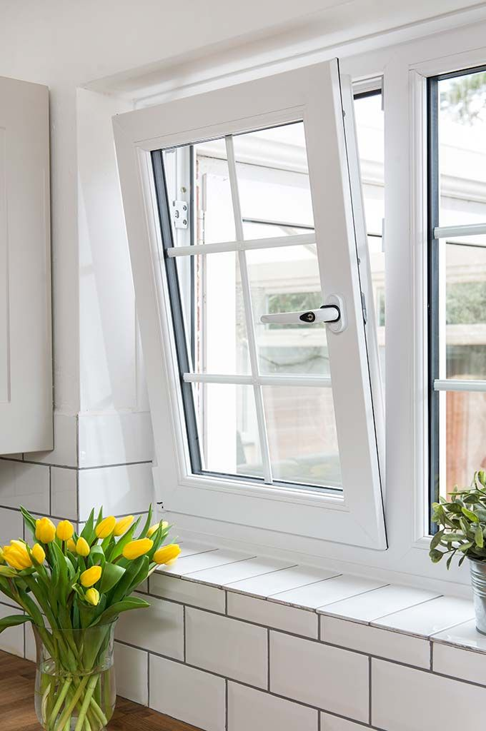 Upvc Tilt And Turn Windows Gallery Everest Tilt