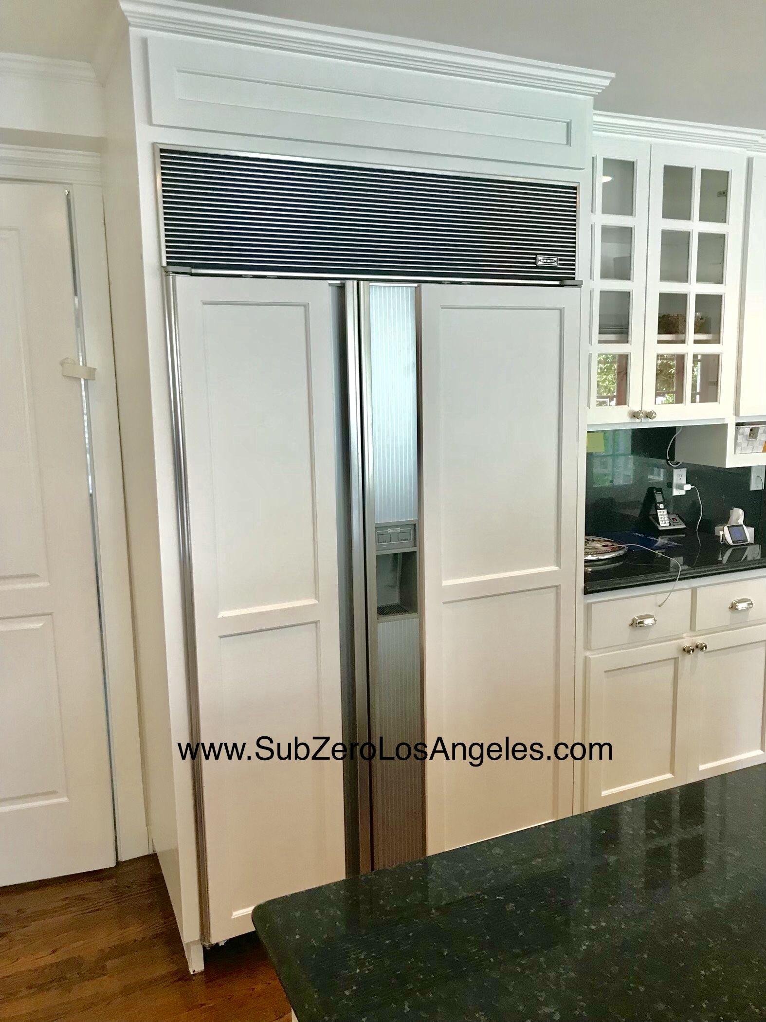 Los Angeles based since 1988 Sub Zero refrigerator repair