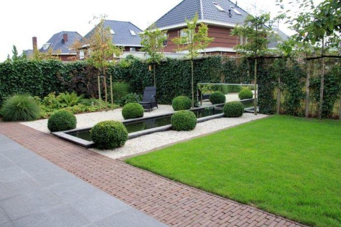 Vijvers & waterpartijen frans commandeur tuin pinterest