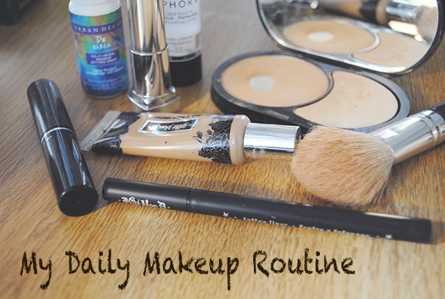 One City Owl Blog: Daily Makeup Routine