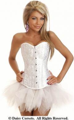 wedding night  plus size corset dress bridal corset