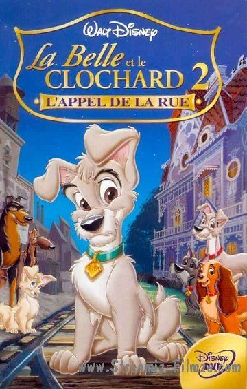 la belle et le clochard 2 dvdrip