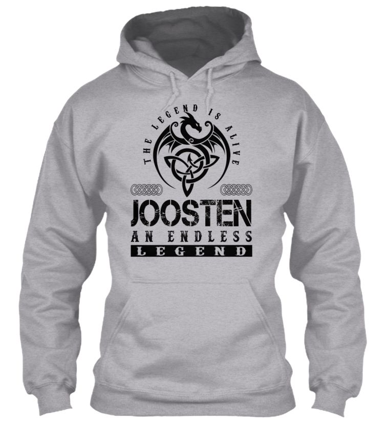 JOOSTEN - Legends Alive #Joosten