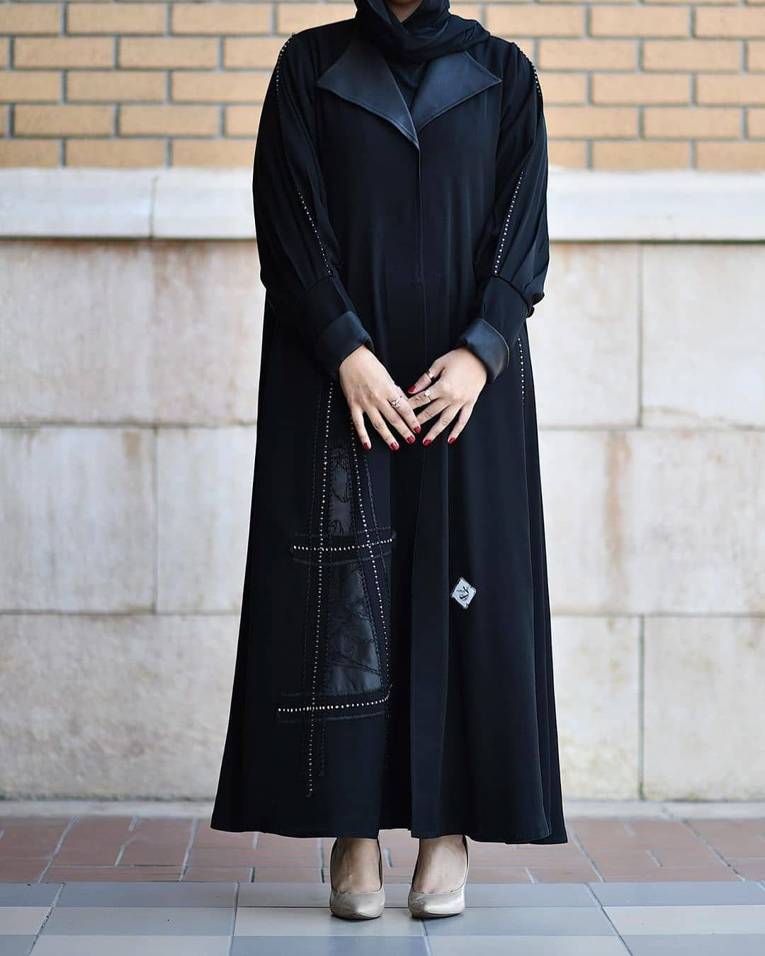 Subhan Abayas Sur Instagram Repost Ab Photoshoot New Collection By Dar Ward3 Subhanabayas Abaya Fashion Abaya Fashion Vogue Fashion
