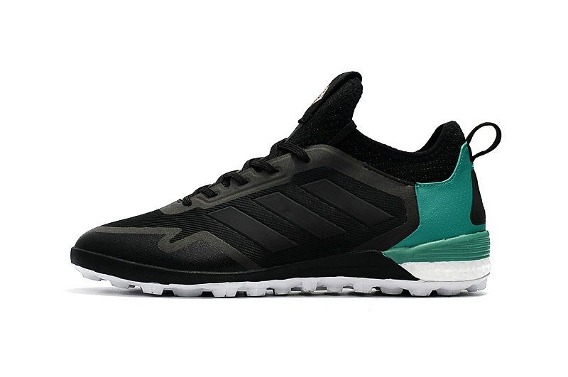 new arrival 86dda 271ac 2018 World Cup Adidas ACE Tango 17+ Purecontrol TF Black Green