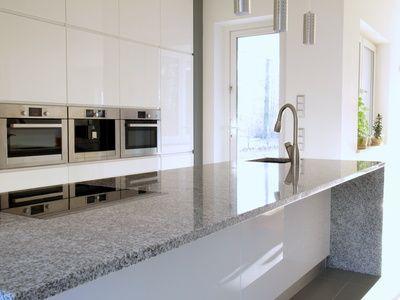 Granit Kuchenarbeitsplatte