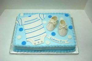 Tortas Y Pasteles Para Baby Shower 87