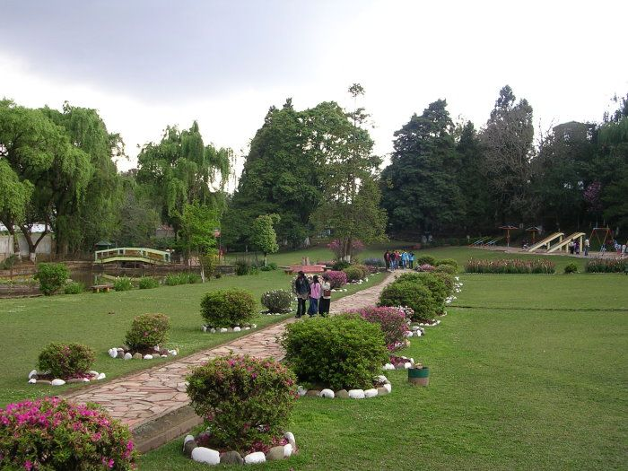 Lady Hydari Park is named after the first lady of the area, wife of the first Governor of Assam; Shillong. Lady Hydari Park is one of the most popular #tourist #attractions in #Shillong. It is best known for beautiful bed of roses that blossom here in various colors. The Park is frequently visited by locals and is a well-visited tourist spot of the region. #enjoy #travel