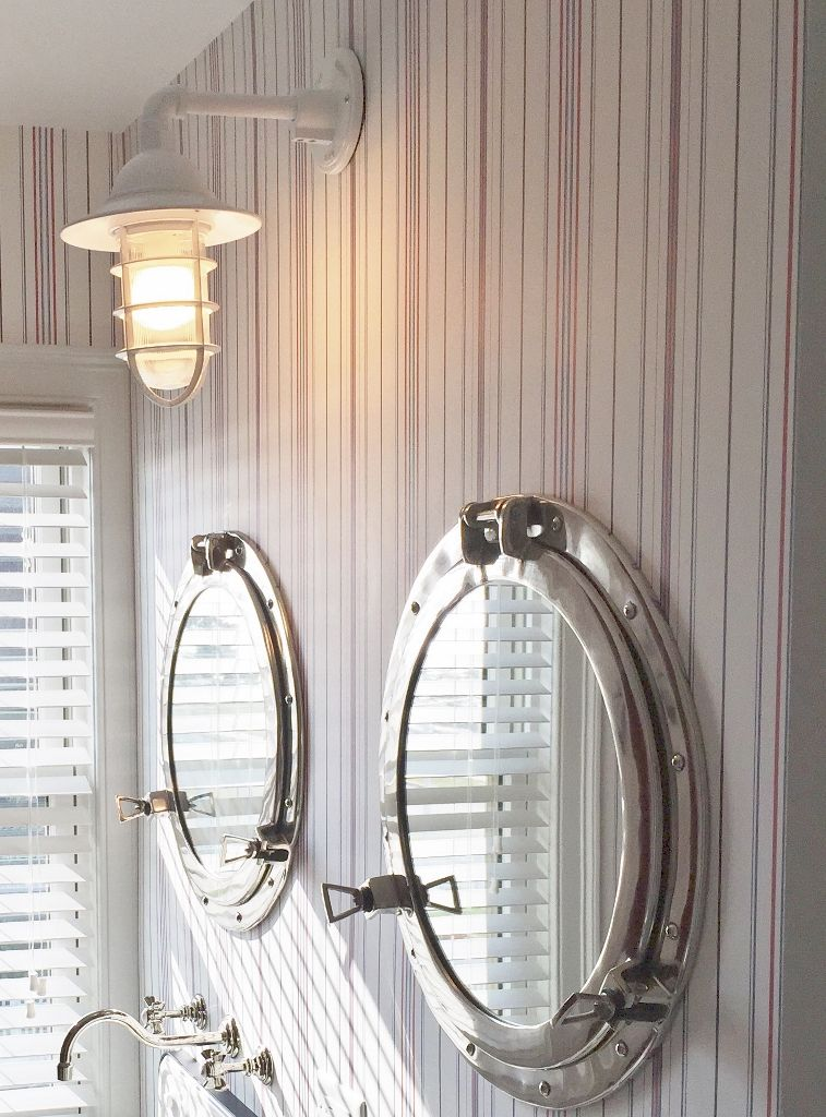 Professionals Corner Nautical Lighting Highlights Coastal - Coastal bathroom lighting
