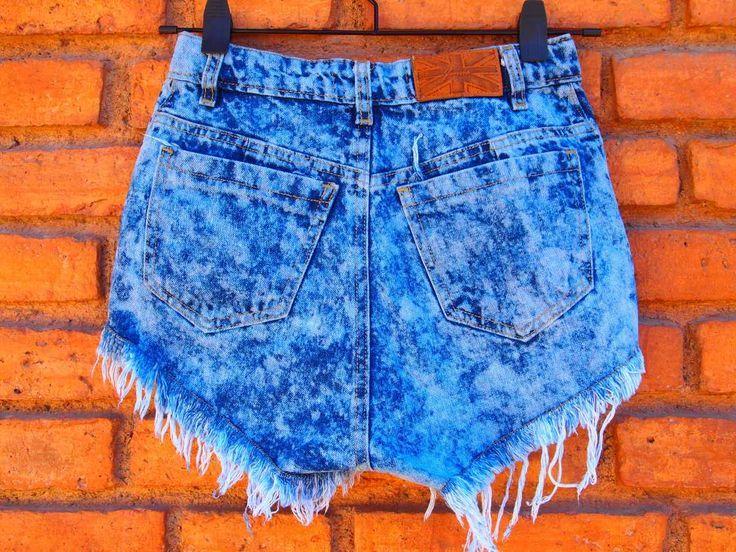 Short De Jean Tiro Alto Buscar Con Google Moda Pinterest Popular Fall Outfits Casual Summer Outfits Cute Winter Outfits