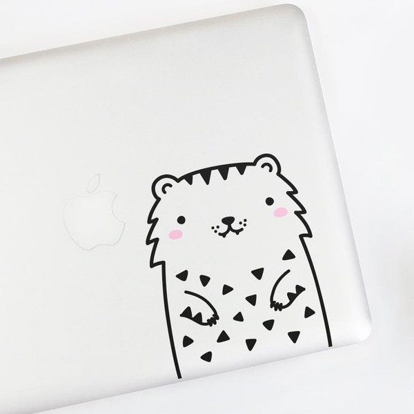Sticker Tofu le tigre