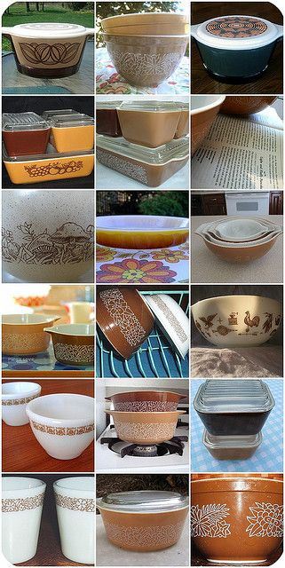 Brown Pyrex Chocolateness | Flickr - Photo Sharing!
