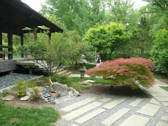 Shomu-en at Cheekwood Botanical Garden and Museum of Art. Visit http ...