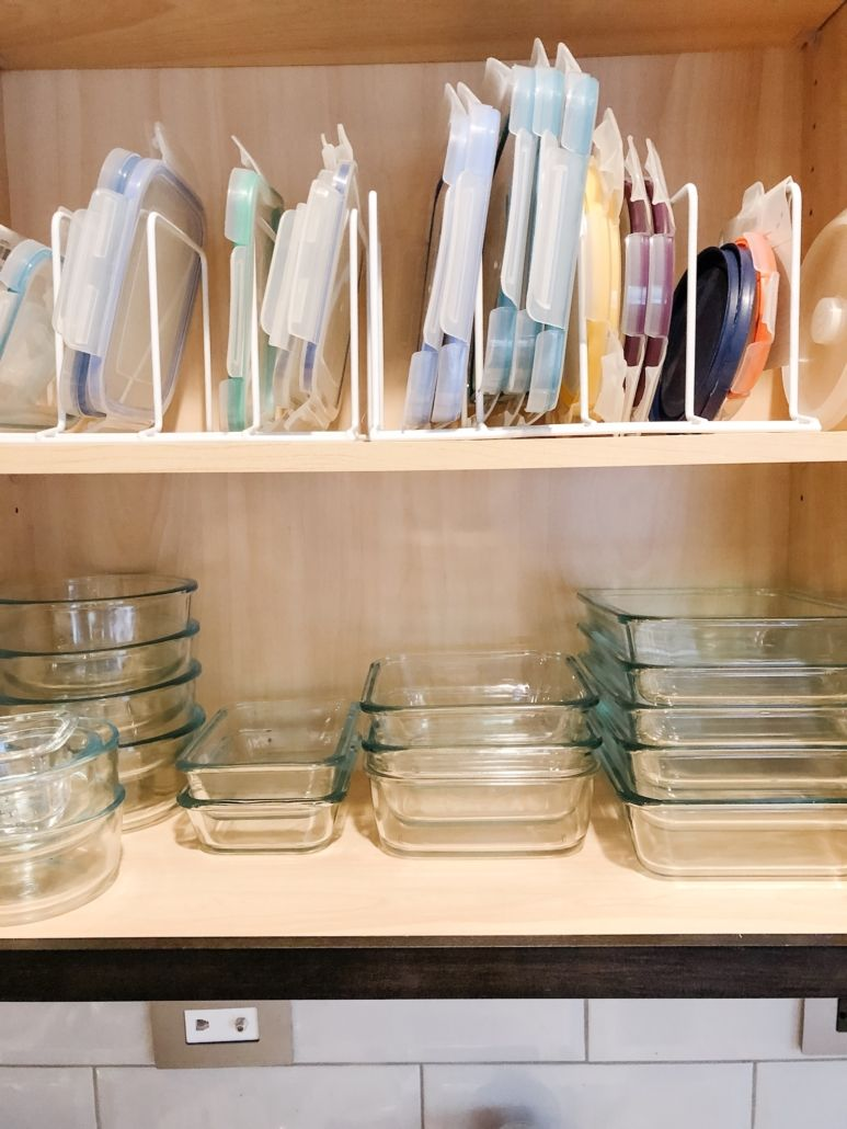 Organizing Tupperware in 2020 Tupperware organizing