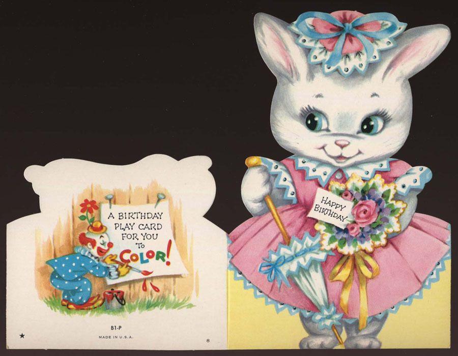 1940s easter cards sale on ebay seller narcolepticvenus