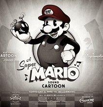Cartoonified Super Mario In Retro Cartoon Style Posters Retro Cartoons Cartoon Styles Mario