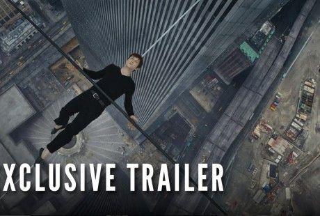 Robert Zemeckis' THE WALK is a heart-pounding true story starring Joseph Gordon-Levitt
