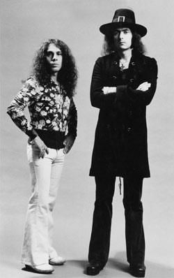 Ronnie James Dio & Ritchie Blackmore