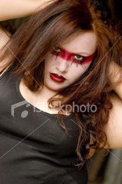 cool halloween devil make up ideas - Devil Halloween Makeup Ideas