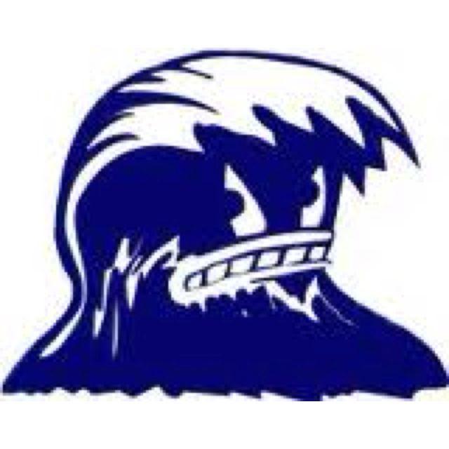 Harrison Blue Tide my school mascot | School mascot, Mascot, Harrison
