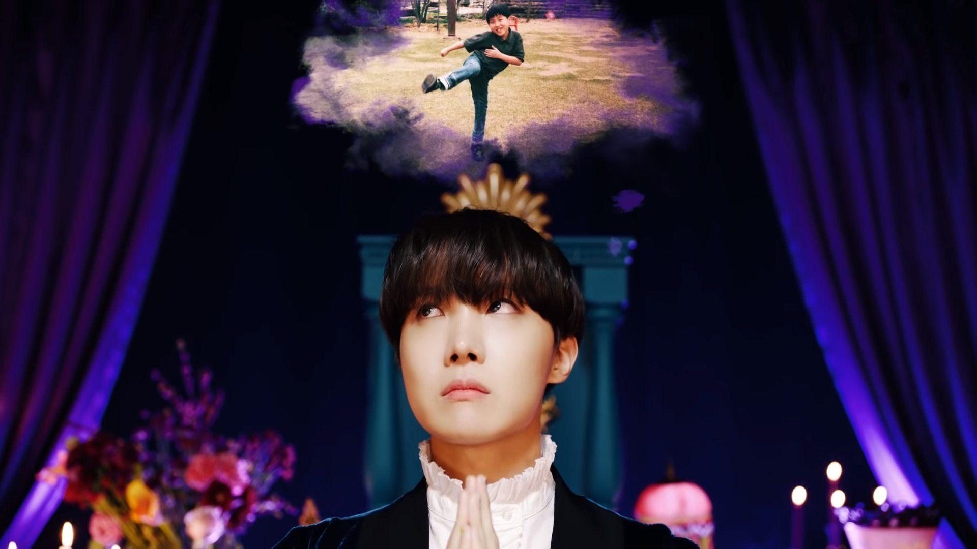 J Hope Bts Rilis Outro Ego Sebagai Comeback Trailer Kedua Album Baru Map Of The Soul 7 Hi Tom Em 2020 Rapper Jung Hoseok Dancarino