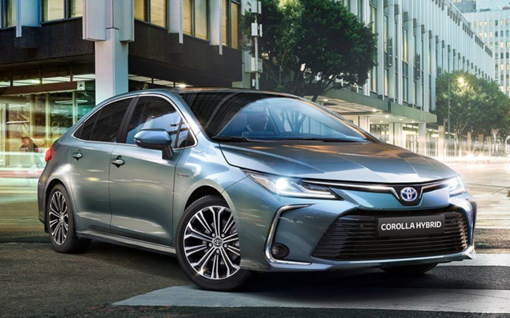 تويوتا كورولا 2020 Toyota Corolla سعر ومواصفات وصور in