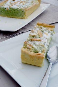 Croûte à thé : quelle drôle de nom pour ce gâteau à l'amande ... mais servi avec du thé, on dit OUI !