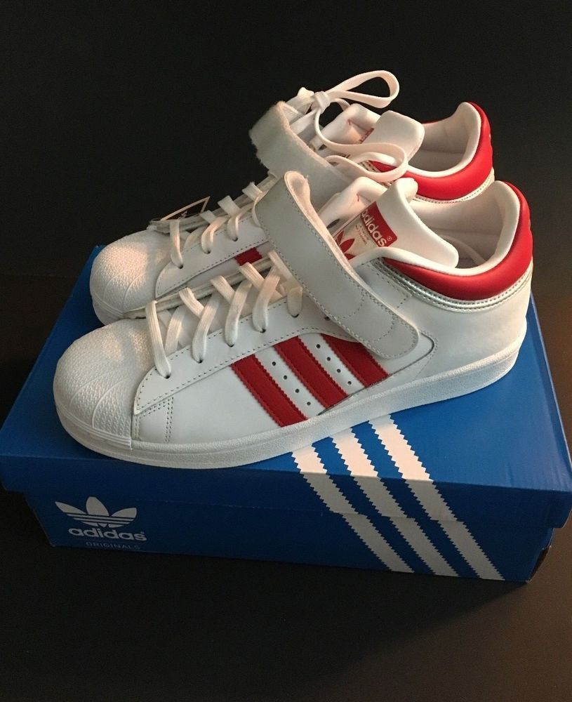 official photos 54663 1f50c ADIDAS PRO SHELL SZ 8 MENS adidas BasketballShoes