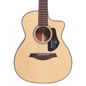 Mayson Atlas, travel guitar. The ultimate travel guitar! The Mayson Atlas/E model combines extreme playability with a full sound.