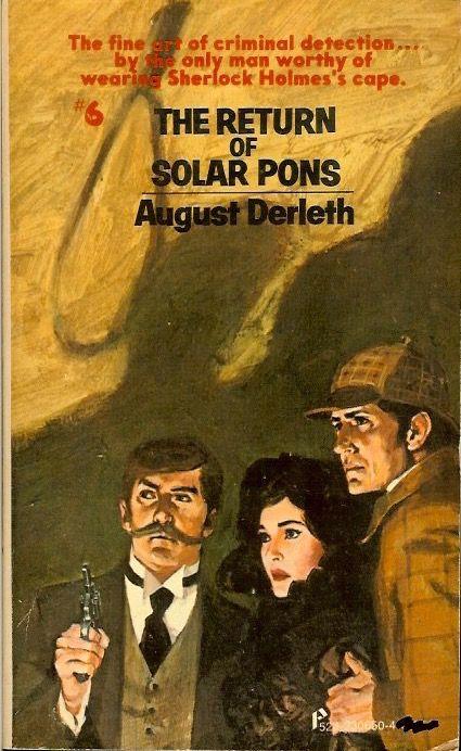Sherlock's Vault: The Return of Solar Pons (1975)