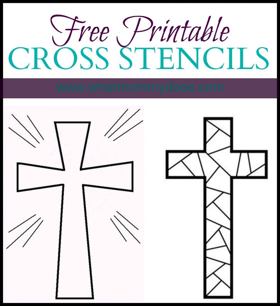 photo about Printable Cross Pattern called Absolutely free Printable Cross Coloring Web pages Cross Cross coloring