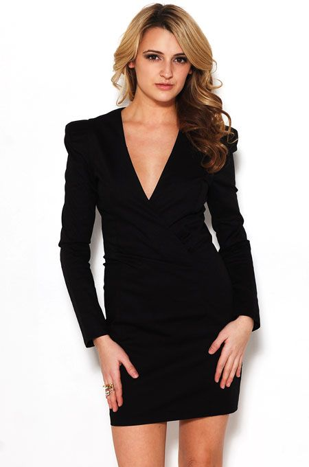 Sophisticated Every Girl Needs A Little Black Dress And I Love